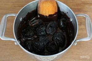 Чернослив в шоколаде с коньяком - фото шаг 8