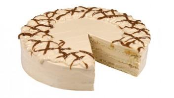 Нежный песочный торт - фото шаг 7