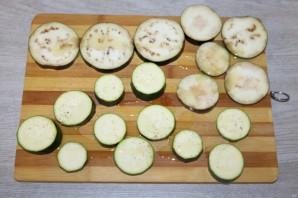Кабачки и баклажаны на гриле - фото шаг 3