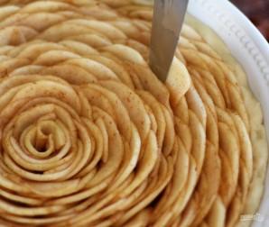 Самый яблочный пирог - фото шаг 5