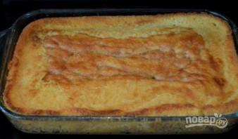 Десерт с мороженым бэйлисом и пралине - фото шаг 5