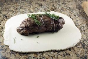 Мясо в соли в духовке - фото шаг 5