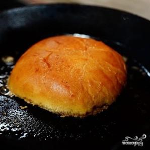 Пицца-бургер - фото шаг 11