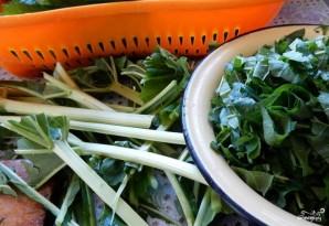 Суп из ревеня - фото шаг 4