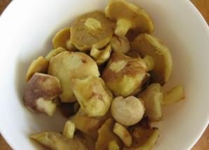 Картофельные биточки с грибами - фото шаг 1