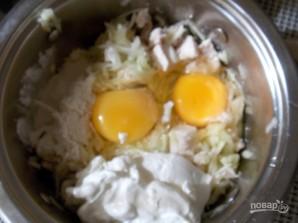 Кабачково-куриная запеканка - фото шаг 5