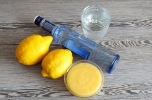 Лимончелло с мёдом