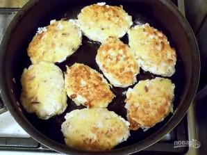 Картофельно-мясные котлеты - фото шаг 6