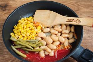 Простой куриный суп с овощами - фото шаг 4
