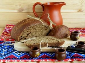 Хлеб пшенично-ржаной - фото шаг 7