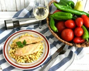 Куриная пикката с артишоком - фото шаг 8