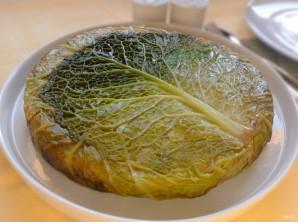 Капустный пирог с мясом на ужин - фото шаг 5