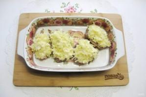 Свиная шейка в панировке из картофеля - фото шаг 8