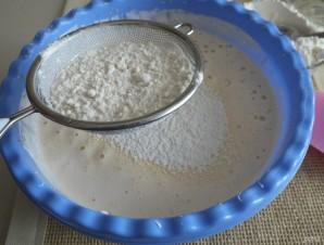 Бисквит без сахара - фото шаг 4