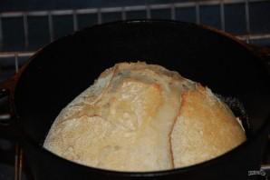 Хрустящий хлеб в духовке - фото шаг 7