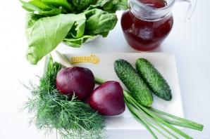 Ботвинья по старорусскому рецепту - фото шаг 5
