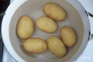 Пюре из картофеля в мундире - фото шаг 2