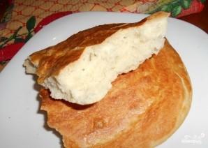 "Армянский хлеб ""Матнакаш"" - фото шаг 7"