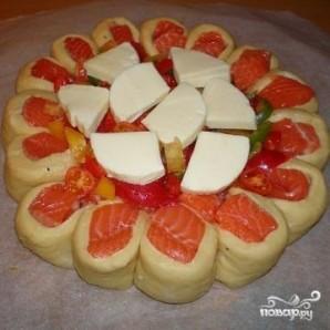 Пирог с горбушей - фото шаг 5