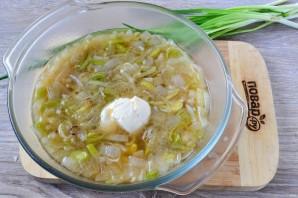 "Луковый суп ""Моя французская диета"" - фото шаг 6"