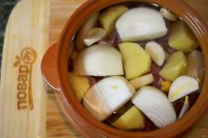 Пити (азербайджанский суп) - фото шаг 7