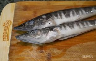 Острая рыба по-вьетнамски - фото шаг 1