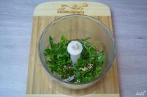 Паста с чесночным соусом - фото шаг 3