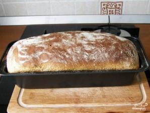 Хлеб на ряженке в духовке - фото шаг 4