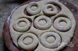 Быстрые пончики - фото шаг 7