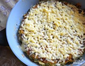 Картофельный пирог на сковороде - фото шаг 5