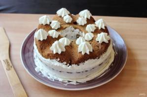 Торт в виде кекса - фото шаг 15