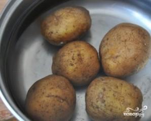 Картофельные лепешки на сковороде - фото шаг 1