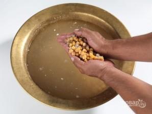 Хумус от Сталика Ханкишиева - фото шаг 2