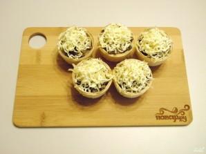 Тарталетки с грибами - фото шаг 6