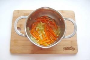 Диетическая рыба с овощами - фото шаг 3