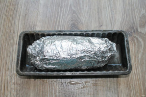 Домашняя куриная колбаса с желатином - фото шаг 9
