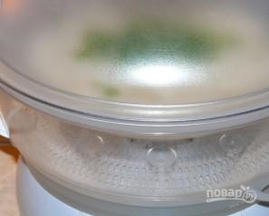 Рис в пароварке - фото шаг 3