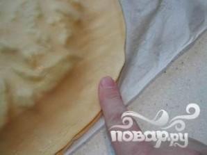Пирог с карамельными яблоками - фото шаг 11