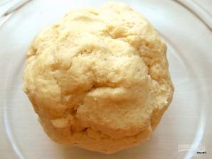 Коктейльное сырное печенье - фото шаг 5
