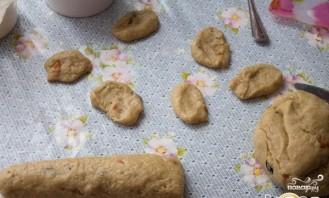 Печенье из халвы  - фото шаг 8