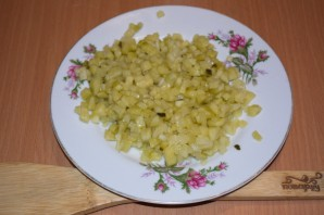 Солянка с картошкой - фото шаг 3
