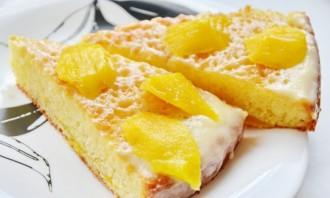 Пирог с фруктами - фото шаг 9