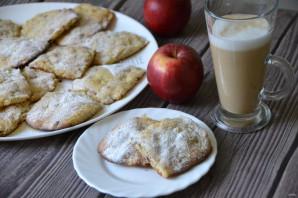 Быстрое яблочное печенье - фото шаг 12