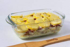 Картофель по-венгерски - фото шаг 9