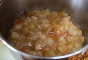Варенье из яблок с корицей - фото шаг 4