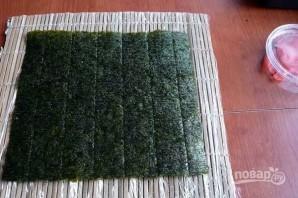 Суши запеченные - фото шаг 1