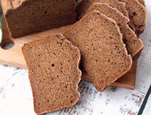Ржаной хлеб с солодом в хлебопечке - фото шаг 10