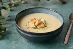 Суп с яблоком и сельдереем - фото шаг 9