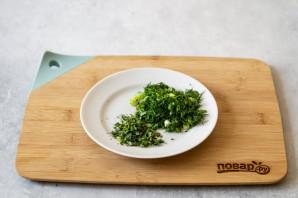Салат с тархуном - фото шаг 2