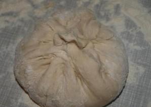 Осетинский пирог постный - фото шаг 4
